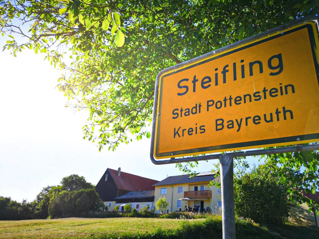 Steifling in Oberfranken